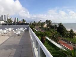 Alugo flat com 2 quartos a beira mar do Cabo Branco