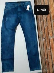Calças jeans 36 ao 38