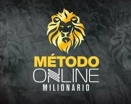 METODO ONLINE MILIONÁRIO. 297 Reais