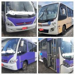 Micro ônibus busscar/mascarello/neo bus