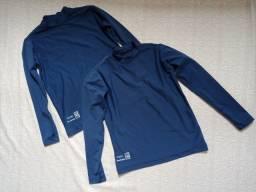 45$ as duas - Camisetas com proteção UV infantil