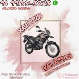 Título do anúncio: Conquiste sua HONDA-XRE 190