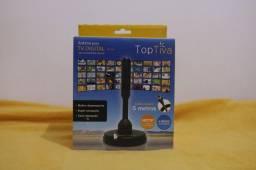 Antena para TV digital- Nunca usada.