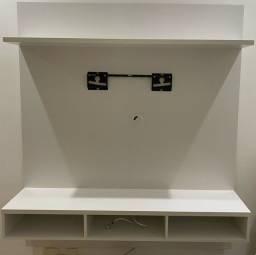 Painel de tv branco tok stok
