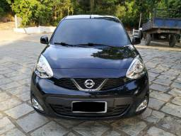 Vendo Nissan March 1.6 IPVA 2021 pago