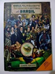 livro guia politicamente incorreto da história do brasil.