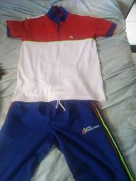 Farda / uniforme Anézio Araujo