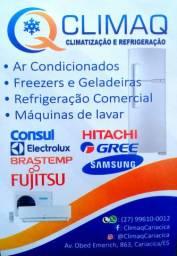Assistência técnica, conserto, manutenção, Máquinas de Lavar, Geladeiras, Freezers