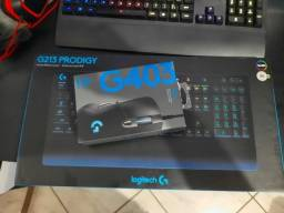 Kit Gamer Logitech