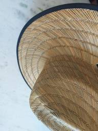 Chapéu de palha - melhor qualidade