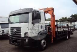 Título do anúncio: caminhão vw 15-190 2017 munck