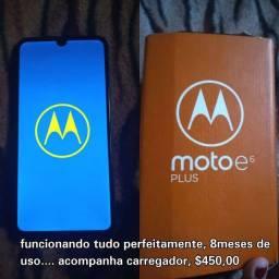 Celular Motorola 6Plus