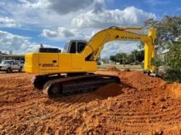 Título do anúncio: Escavadeira Hidráulica New Holland  #Sinal:R$11.042,00