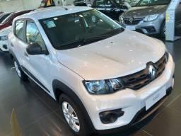 Renault Kwid 2022 Ent DE R$ 10.590,00 + 60X DE R$ 992,00 + 3 revisões inclusas