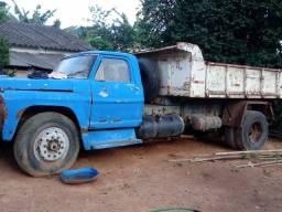 Vendo ou troco caminhão F-600 (78)