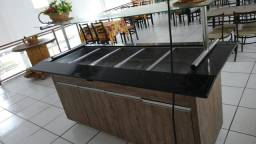 Buffet térmico para restaurante