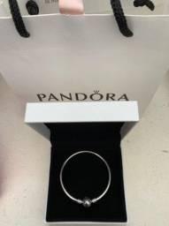 Bracelete Pandora Rígido 17cm