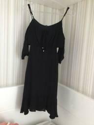 Vestido de criança preto
