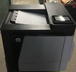 Vendo Impressora Profissional HP LaserJet Color M651  - 1.600,00