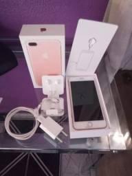 iPhone 7 Plus 128 bb .8 messes uso todos acessórios