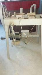 Maquina de fazer tela de alambrado