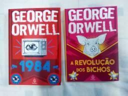 Livro George Orwell