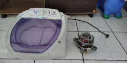 Placa e motor de máquina de lavar eletrolux