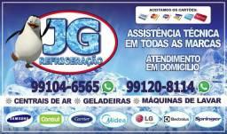 JG Refrigeração