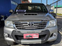 Hilux srv 4x4 2015 extra