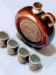 Cantil e Canecas Cerâmica