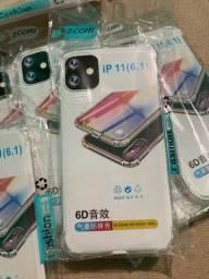 Capinha transparente (Anti impacto) iPhone 11