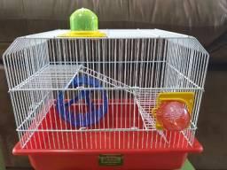 Gaiola para Transporte de Hamster