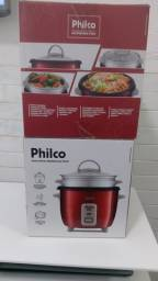 Panela de arroz multifuncional philco nova