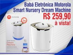 Babá Eletrônica Motorola Mbp85 Sn Dream Machine