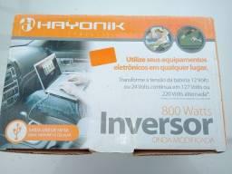Inversor de placa solar