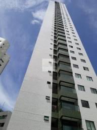 Aluguel / Vista mar / Apartamento mobiliado / 54m² / Edf. Golden Santa Maria / Boa viagem