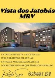 (**)Saia do Aluguel Vista dos Jatobás, Torres com Elevador e opções de Varanda(**)