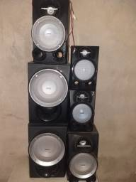 Caixas de SOM do Philips Fwm  998/78