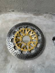 Disco de freio cb1000, carburador guilhotina para titan/ml