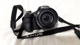 Câmera fotográfica semi profissional Sony Cyber-shot dsc h 400