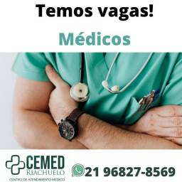Estamos contratando Médicos diversas especialidades