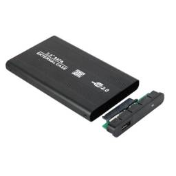 Case Pra hd de notebook Externo Hdd 2.5 Ssd Usb 2.0