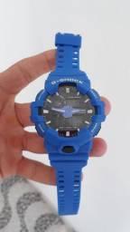 Relógio Casio G-Shock Azul (A prova d'água)