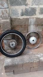 Rodas de moto originais