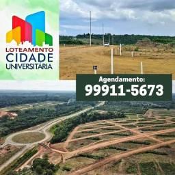 Terrenos 250m² com entrada facilitada sem consulta ao SPC/Serasa.