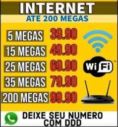 Internet Wifi (fibra óptica)