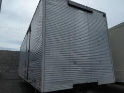 Furgão Baú Carga Seca Truck 16 Pallets (Cód. 18)