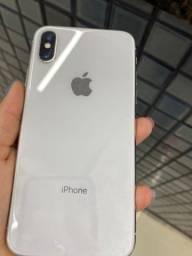 Apple iphone X Branco 256GB