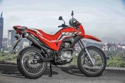 Compre sua moto de forma parcelada