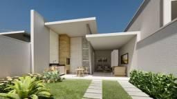 Casa nova com 3 quartos, varanda gourmet ao lado do centro do Eusébio!